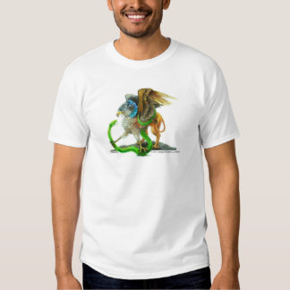 The Gryphon and the Snake Shirt