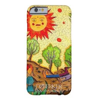 """""""The Gryphon"""" (ip6) Barely There iPhone 6 Case"""