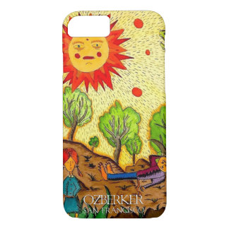 """""""The Gryphon"""" (ip6) iPhone 7 Case"""