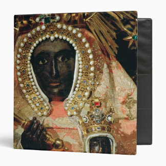The Guadalupe Madonna 3 Ring Binder