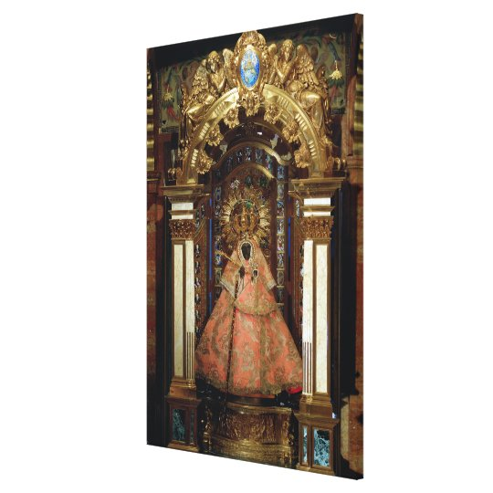 The Guadalupe Madonna Canvas Print