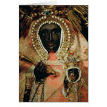 The Guadalupe Madonna Greeting Card