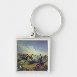 The Guard hussars attacking near Warsaw Keychain