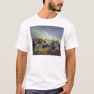 The Guard hussars attacking near Warsaw T-Shirt