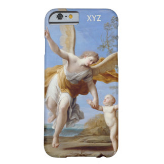 """""""The Guardian Angel"""" custom monogram cases Barely There iPhone 6 Case"""