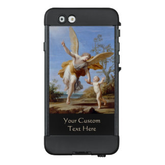 """""""The Guardian Angel"""" custom text phone cases"""