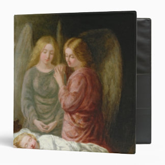 The Guardian Angels 3 Ring Binder