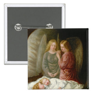 The Guardian Angels Button