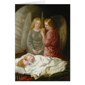 The Guardian Angels Card