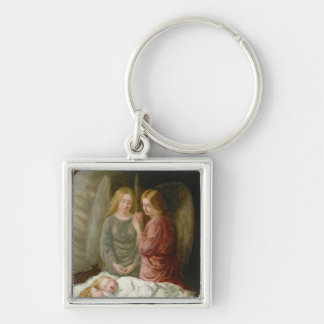 The Guardian Angels Keychain