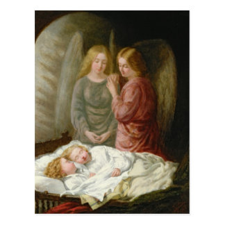 The Guardian Angels Postcard