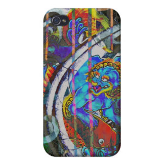 The Guardian (dark) iPhone 4 Cases