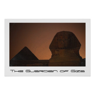 The Guardian del poster de Giza Póster