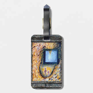 The Guardian & Director Luggage Tag