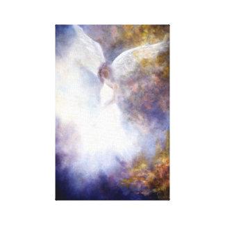 The Guardian, impresión del arte del ángel Lona Envuelta Para Galerías