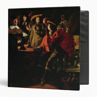 The Guards Smoking, 1643 Binder