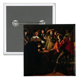 The Guards Smoking, 1643 Pins