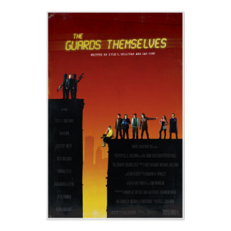 The Guards Themselves - Full Size Movie Poster
