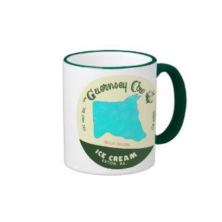 The Guernsey Cow Blue Moon Ice Cream Mug