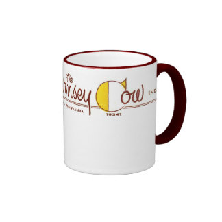 The Guernsey Cow Mug 15oz