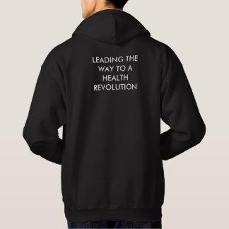 The Guerrilla Diet Men's Basic Hooded Sweatshirt