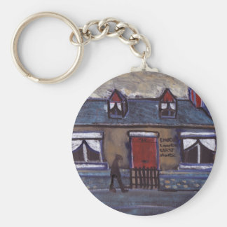 The guest house keychain