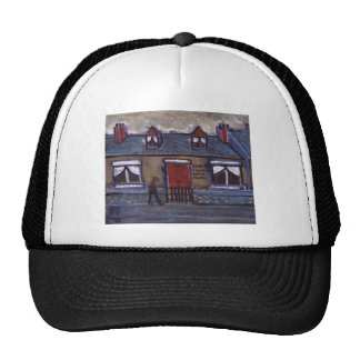 The guest house trucker hat