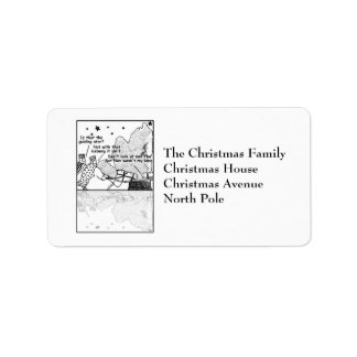 The Guiding Star Custom Address Labels