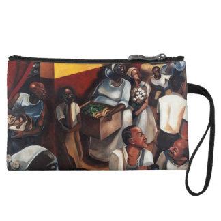 'The Guinea Hen Got Loose' purse