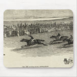 The Guinea Race, Newmarket Mouse Pad