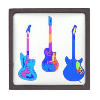 THE GUITAR ELECTRIFIED PREMIUM TRINKET BOXES