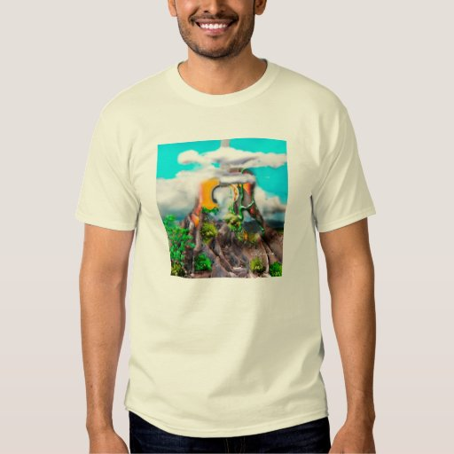 The Guitar Mountain by C.S. Alexander Shirt