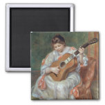 The Guitar Player, 1897 Magnets