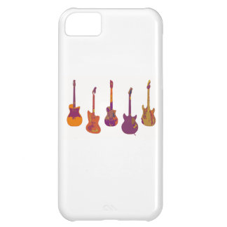 THE GUITAR PLAYS iPhone 5C CASES