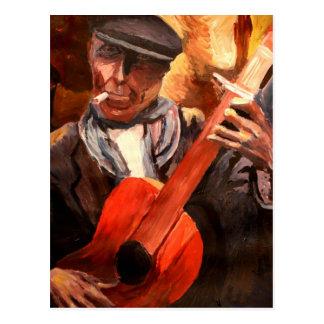 The Guitarrero Postcard
