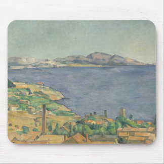 The Gulf of Marseilles Seen from L'Estaque Mouse Pad