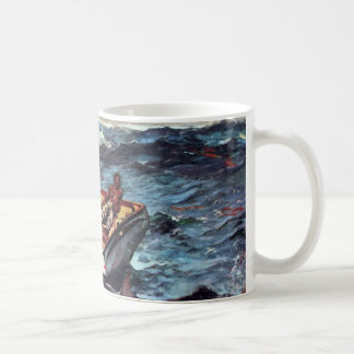 The Gulf Stream Gulf Stream By Homer Winslow Coffee Mug