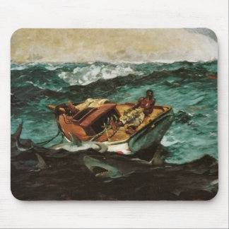 The Gulfstream Mouse Pad