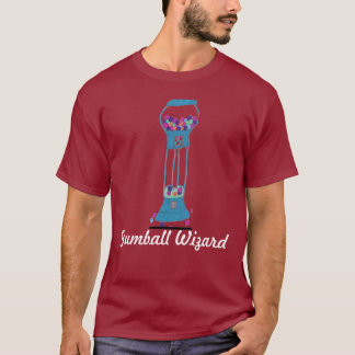 the gumball wizard, tee for men