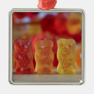 The Gummies Metal Ornament