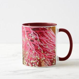 The Gumnut Flower Ringer Mug