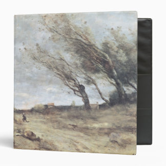 The Gust of Wind, c.1865-70 3 Ring Binder
