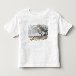 The Gust of Wind, c.1865-70 Toddler T-shirt