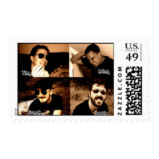 The Guys Postage Stamps