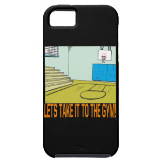 The Gym iPhone SE/5/5s Case