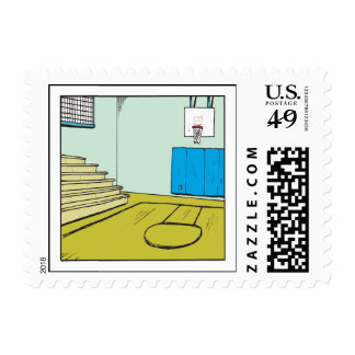 The Gym Postage