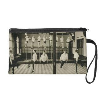 The Gymnasium, London Grammar School for Girls, 19 Wristlet Clutch