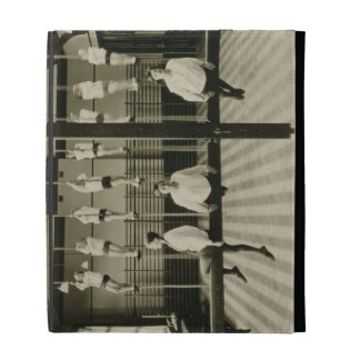 The Gymnasium, London Grammar School for Girls, 19 iPad Folio Case