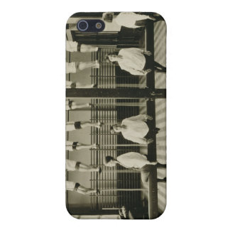 The Gymnasium, London Grammar School for Girls, 19 iPhone SE/5/5s Cover