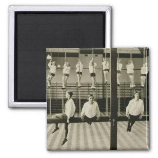 The Gymnasium, London Grammar School for Girls, 19 Magnet